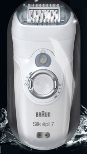 Braun Silk-Epil 7 Rechargeable Epilator