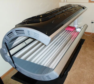 Solar Storm  Tanning Bed