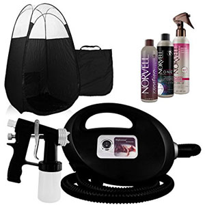 Fascination FX Spray Tanning Machine Review