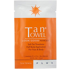 Tan Towel Self Tan Towelette