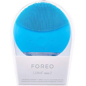 FOREO LUNA mini 2 Gentle Exfoliation Facial Cleansing Brush
